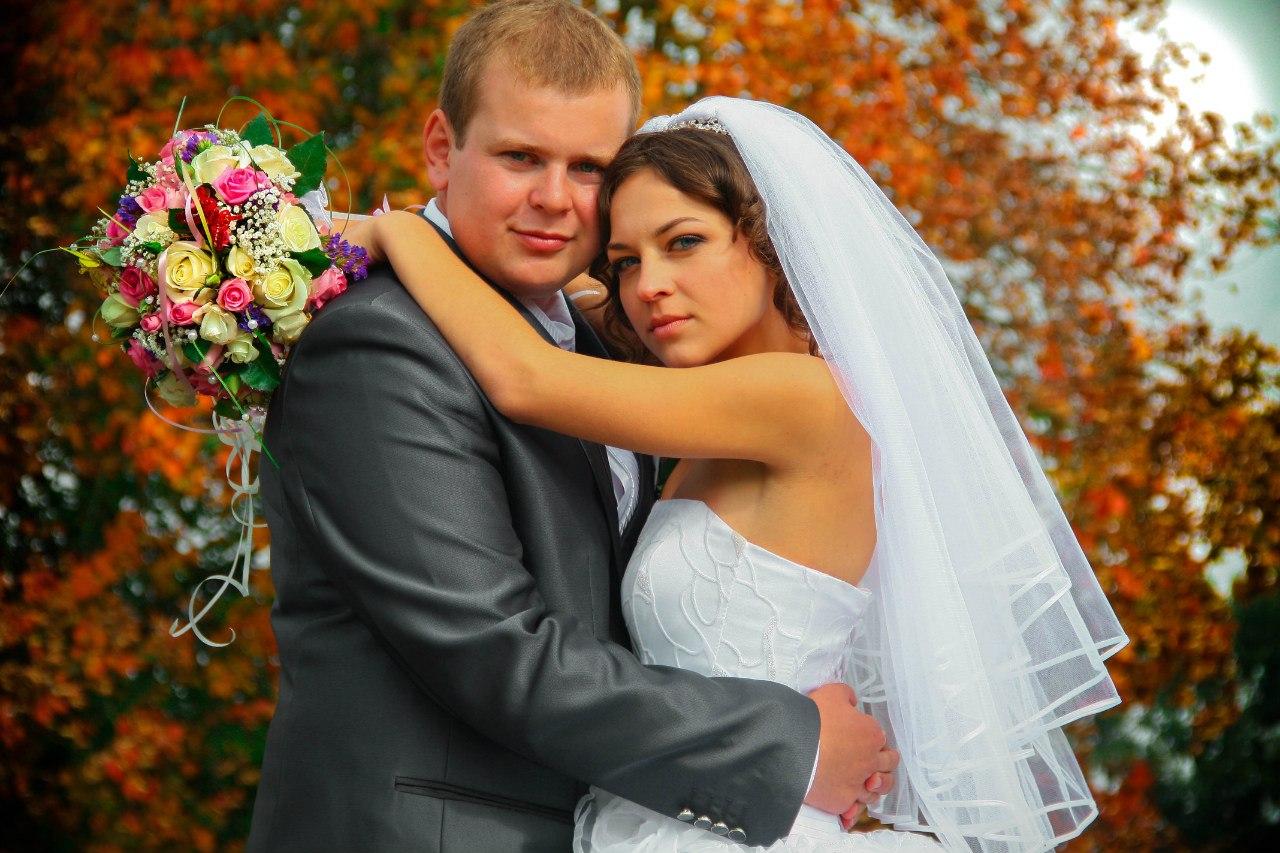 Фото и видеосъемка на свадьбу витебск